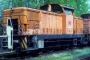"""LEW 17690 - DB Cargo """"345 164-8"""" 01.05.2000 - Chemnitz, AusbesserungswerkManfred Uy"""